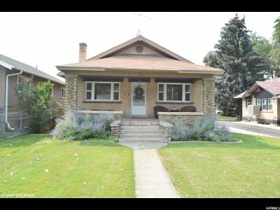 Payson Single Family Home For Sale: 341 N Main