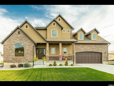 West Jordan Single Family Home For Sale: 6511 W Lonebellow S #108