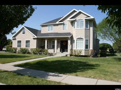 Single Family Home For Sale: 11217 N 5500 W