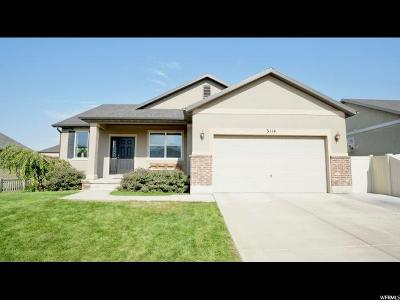 Lehi Single Family Home For Sale: 3114 W Wild Flower Ln
