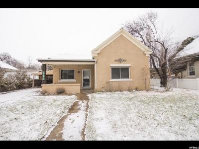 Provo Single Family Home For Sale: 248 W 400 S