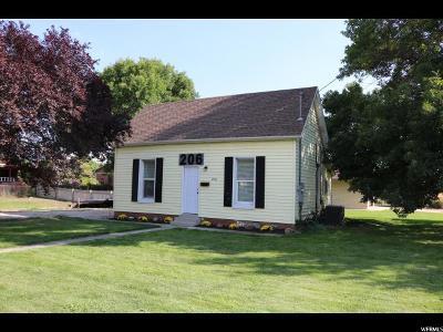 American Fork Single Family Home For Sale: 206 E 200 S