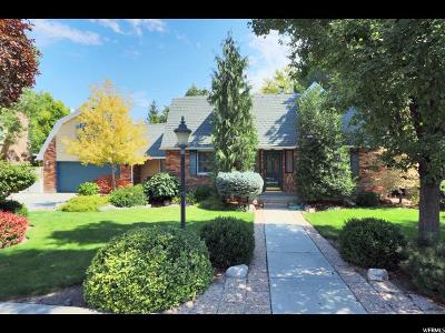 West Jordan Single Family Home For Sale: 7065 S 2310 W