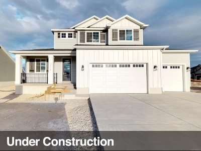 Lehi Single Family Home For Sale: 224 N 2630 W