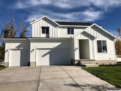 Lehi Single Family Home For Sale: 32 N 2500 W #103