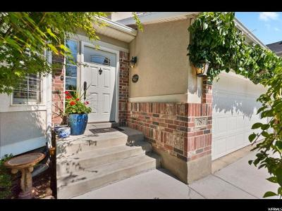 Draper Single Family Home For Sale: 787 E Sunset Ponds Dr