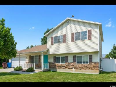 Lehi Single Family Home For Sale: 482 S 1430 W