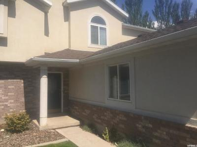North Logan Townhouse For Sale: 385 E 1530 N