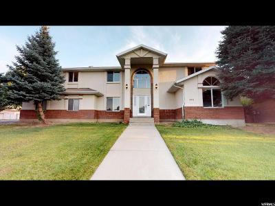 Murray Single Family Home For Sale: 692 E Silver Shadows Dr S