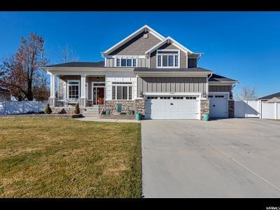 Draper Single Family Home For Sale: 12962 S Cindy Lane E