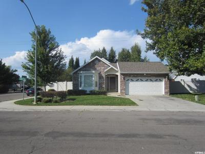 Provo UT Single Family Home For Sale: $264,900