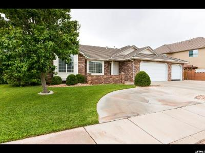 St. George Single Family Home For Sale: 1903 N Centennial Dr