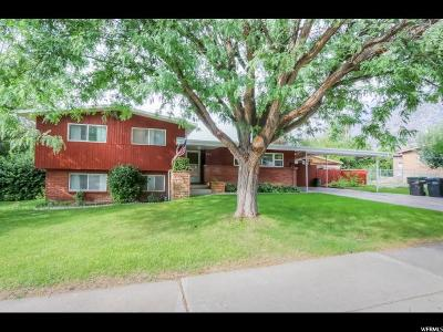 Provo Single Family Home For Sale: 549 E 2825 N