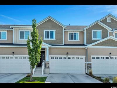 Lehi Townhouse For Sale: 357 S 730 E