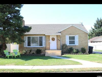 Provo Single Family Home For Sale: 839 N 750 W