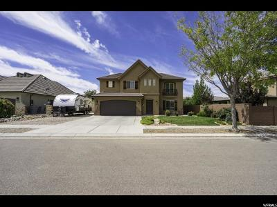 St. George Single Family Home For Sale: 3358 S 2680 E