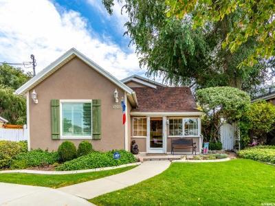 Salt Lake City Single Family Home For Sale: 3643 S 5200 W