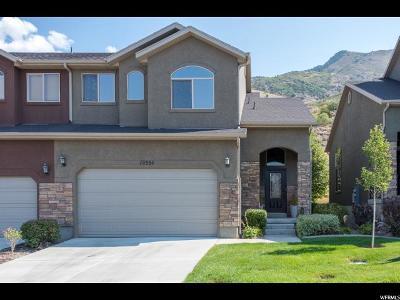 Cedar Hills Townhouse For Sale: 10354 N Morgan Blvd