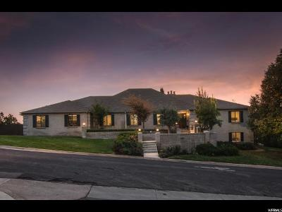 Cottonwood Heights Single Family Home For Sale: 7786 Prospector Dr