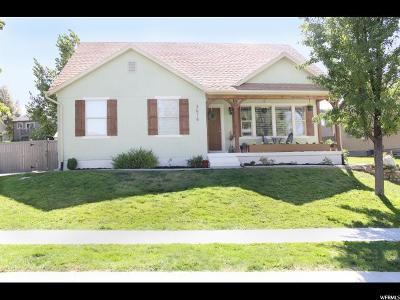 Eagle Mountain Single Family Home For Sale: 3616 E James St