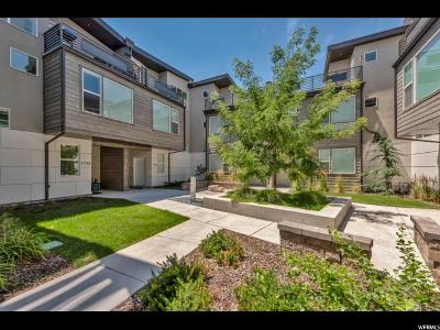 Midvale Townhouse For Sale: 7724 S Rooftop Dr W