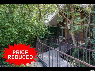 Cottonwood Heights Single Family Home For Sale: 3116 E Danish Ridge Way