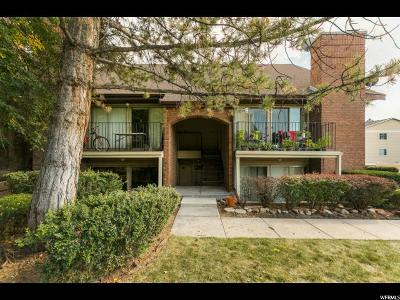 Sandy Townhouse For Sale: 8156 S Cottonwood Hills Cir