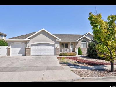 West Jordan Single Family Home For Sale: 8107 S Ponds Lodge Dr