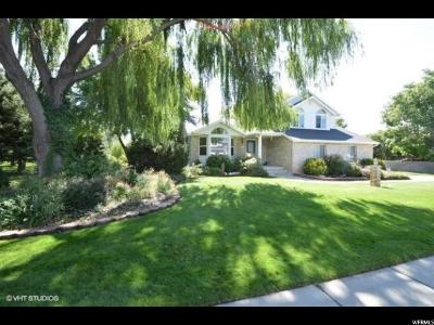 Highland Single Family Home For Sale: 5483 W 10030 N
