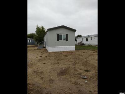 Preston Single Family Home For Sale: 15 W Sunrise N