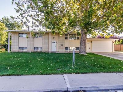 Orem Single Family Home For Sale: 541 S 630 E