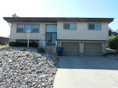 Cottonwood Heights Single Family Home For Sale: 2576 E Campus Dr S