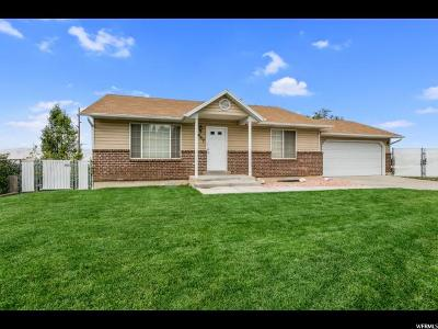 Orem Single Family Home For Sale: 1447 N 1160 W
