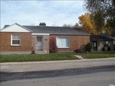 Sandy Multi Family Home For Sale: 8653 S 40 E
