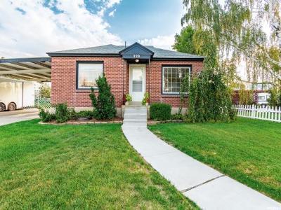 Murray Single Family Home For Sale: 328 E Elm St S