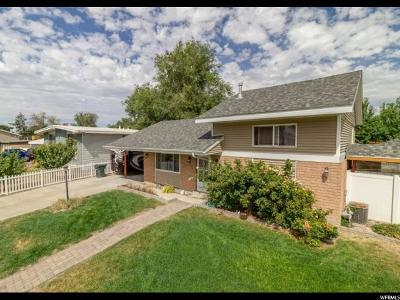 West Valley City Single Family Home For Sale: 2583 S Ridgeland Dr W