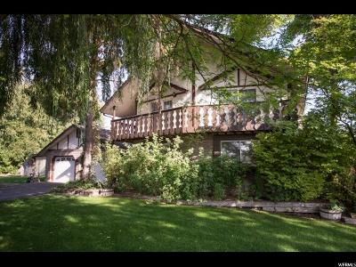 Nibley Single Family Home For Sale: 515 W 3200 S