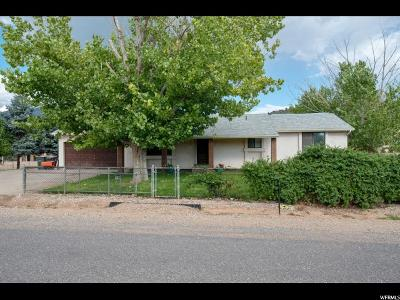 St. George Single Family Home For Sale: 8312 N Sapphire Drive