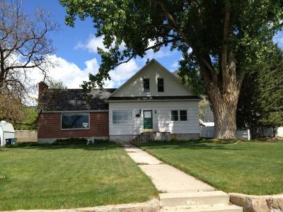 North Logan Single Family Home For Sale: 1956 N 1600 E