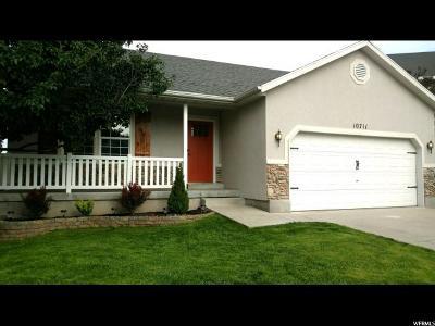 South Jordan Single Family Home For Sale: 10711 S Cedar Brook Pl