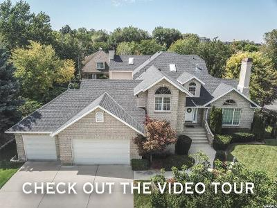 Cottonwood Heights UT Single Family Home For Sale: $829,900