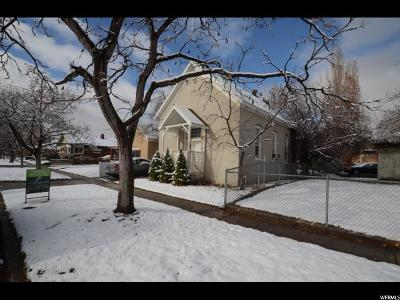 Provo Single Family Home For Sale: 244 W 400 S