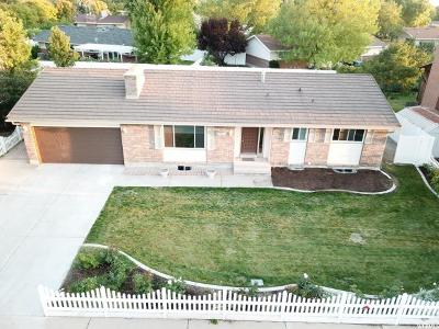 Orem Single Family Home For Sale: 1076 E 680 N