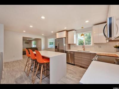 Sandy Single Family Home For Sale: 1568 E Coppercreek Rd