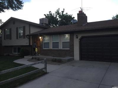 Sandy Single Family Home For Sale: 397 E 10145 S