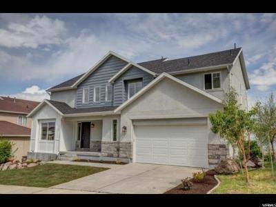 Draper Single Family Home For Sale: 339 E Manti Dr