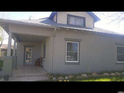 Orangeville UT Single Family Home For Sale: $97,900