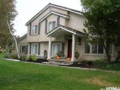 Cedar Hills Single Family Home For Sale: 4552 N Wedgewood Dr W