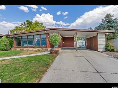 Murray Single Family Home For Sale: 6007 S 200 E