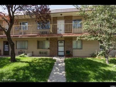 Salt Lake City Condo For Sale: 1601 W 400 S #78
